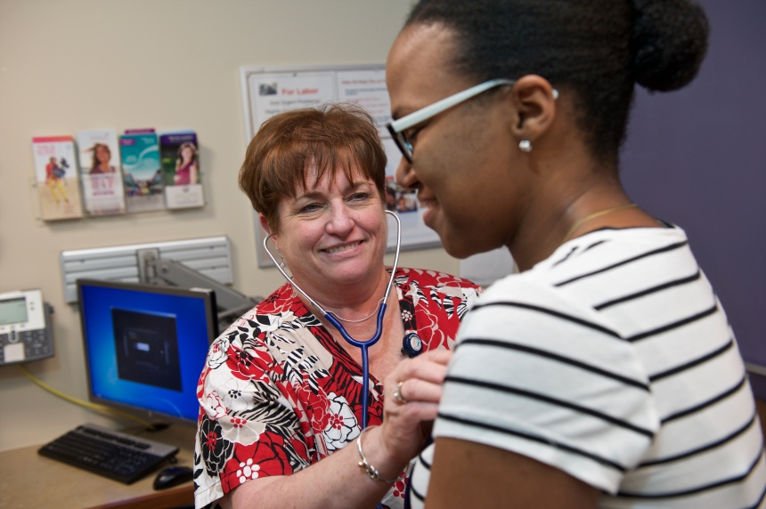 BRIGHAM AND WOMEN'S HOSPITAL ESSENCE OF NURSING 2016 FINALIST AT WORK