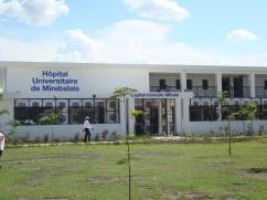 University Hospital in Mirebalais, Haiti